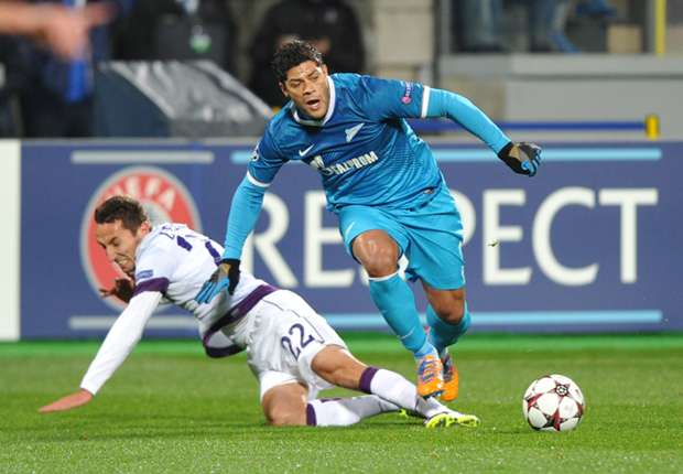 Porto-Zenit St Petersburg Preview: Hulk returns to face former employers