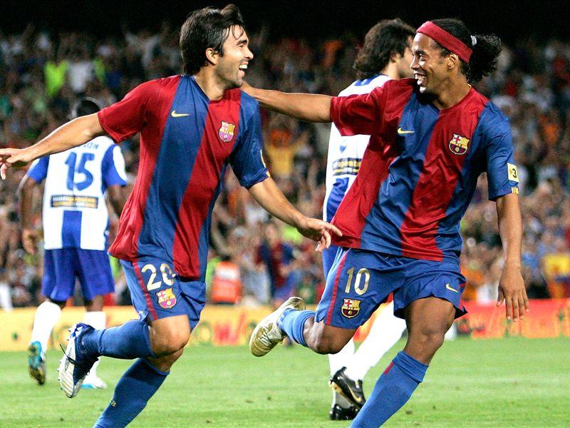 'Ronaldinho was more gifted than Messi or Ronaldo' - Deco