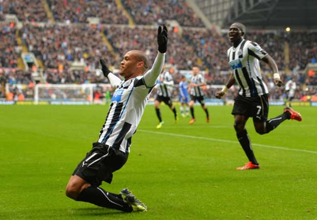 Newcastle 2-0 Chelsea: Remy & Gouffran stun Mourinho's title chasers