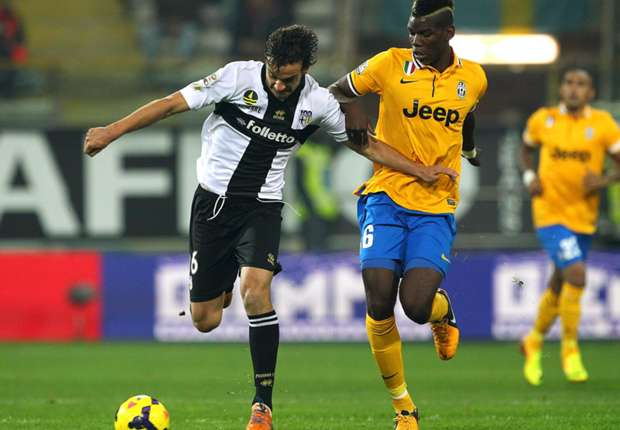 Parma 0-1 Juventus: Pogba snatches late winner