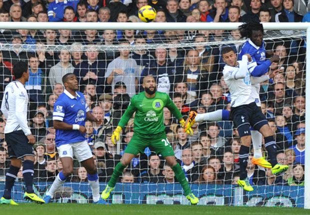 Everton 0-0 Tottenham: Both sides miss their chance to go second