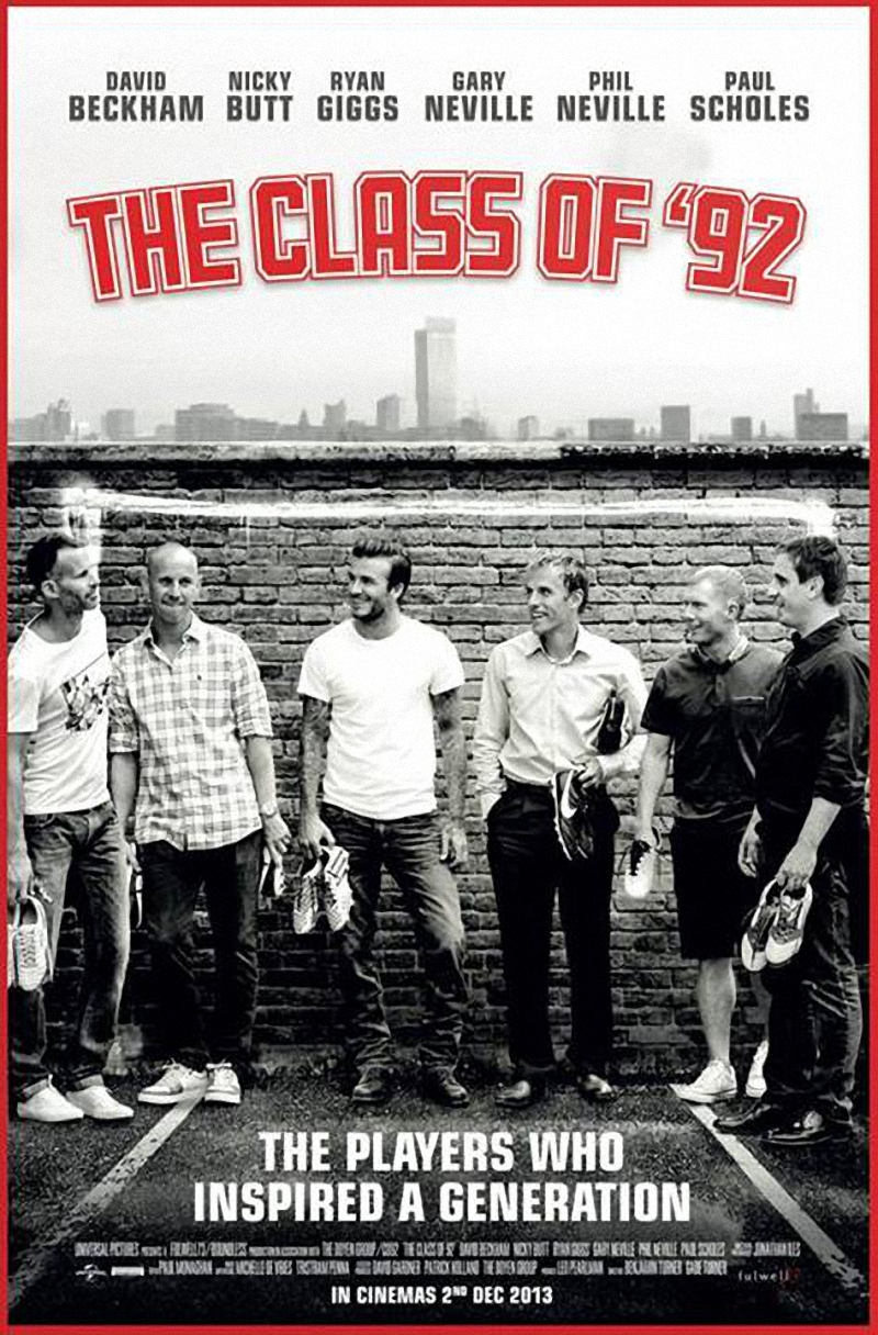 Goal\'s Christmas gift guide - The Class of \'92 DVD - Goal.com