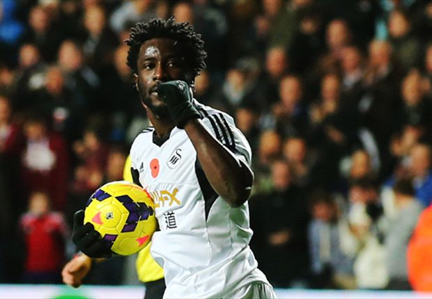 Swansea City 3-3 Stoke City: Adam late show saves point for Potters