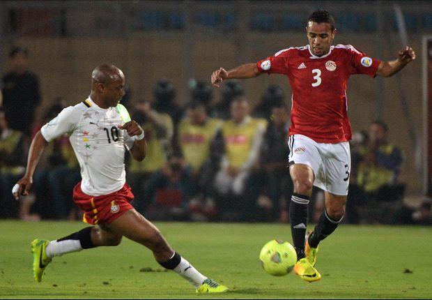 Egypt 2-1 Ghana (Agg 3-7): Zaki and Gedo strike but Black Stars win through