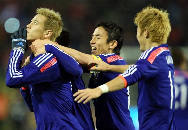 Belgium 2-3 Japan: Wilmots' men defeated again