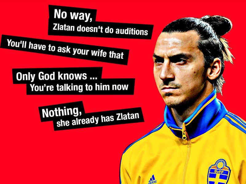 Pílulas De Sabedoria As Melhores Frases De Zlatan Ibrahimovic
