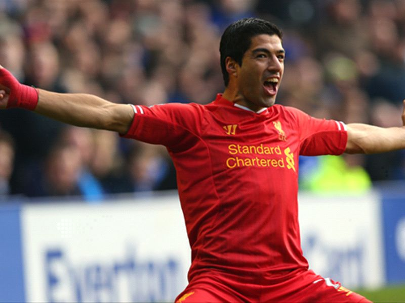 Goodbye Luis Suarez, the greatest mad dog the Premier League has ever known