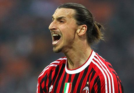 'It isn't possible' - AC Milan rule out Ibrahimovic move