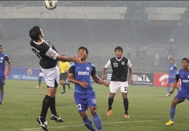 Mohammedan Sporting 0-0 Dempo SC