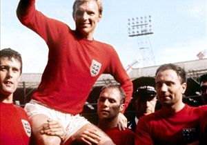 10. Bobby Moore - England: Captained the Three Lions to glory in 1966, with great defensive displays. Moore was in the England squad in the 1962, 1966 and 1970 World Cups, making a total of fourteen appearances. His tackle against Brazilian Jairzinho i...