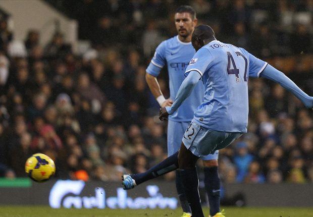Fulham 2-4 Manchester City: Navas & Milner settle six-goal thriller