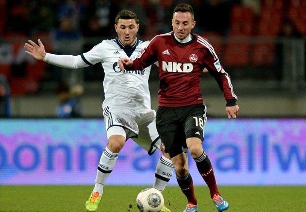 Punkteteilung: Nürnberg und Schalke 04 trennen sich torlos