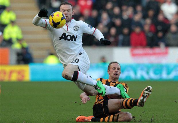 Hull City 2-3 Manchester United: Rampant Rooney inspires stunning comeback