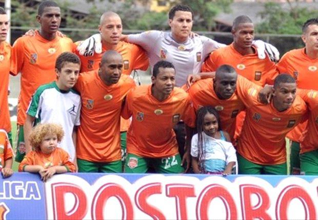 Deportes Tolima 2-4 Envigado: La Naranja se llevó la victoria en Ibagüe
