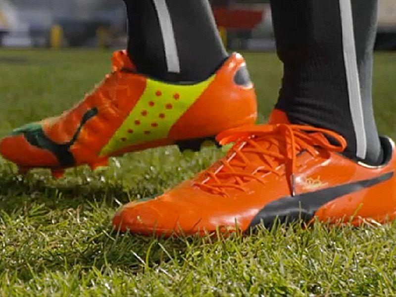 Puma lancia le scarpe evoPOWER 'high performance'  