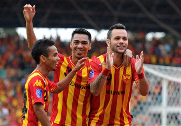 Selangor 2-0 T-Team: Rangel's goals secure three points for the Red Giants