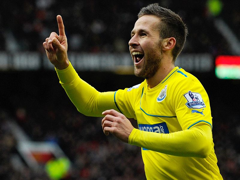 Cabaye set to complete £20m PSG switch