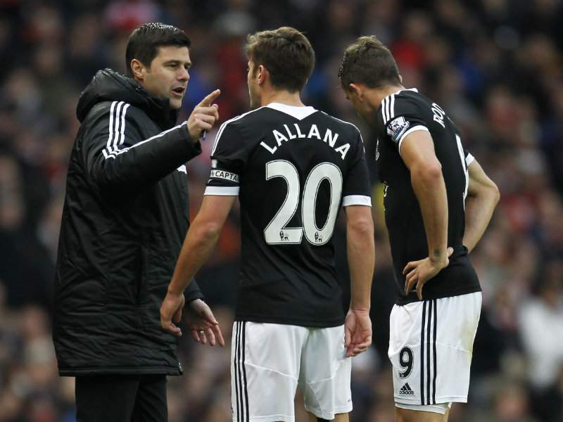 Betting Mauricio Pochettino And Frank De Boer Front Runners Tottenham Role Goal Com