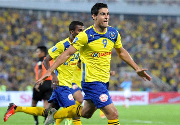 Conti scored the match-winner in the 56th minute