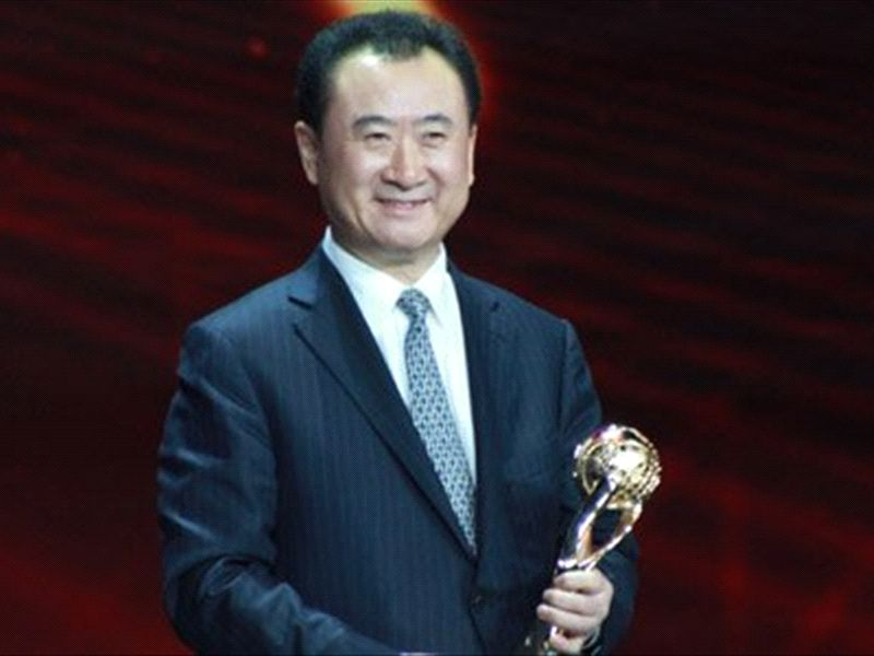 He now owns 20% of Atletico, but who is Wang Jianlin? | Goal com