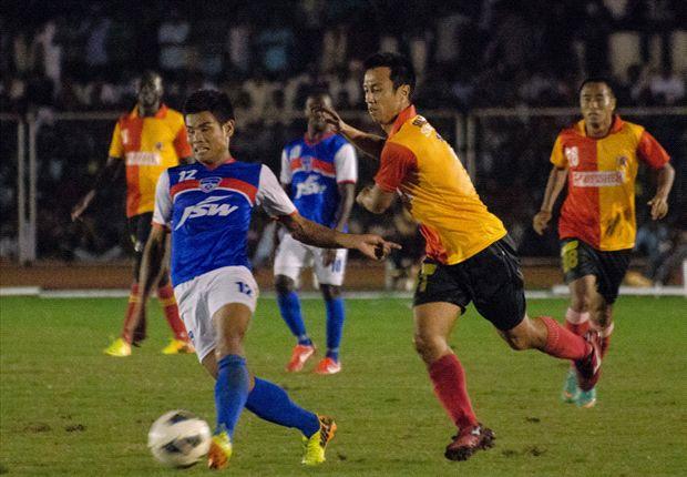 East Bengal 2-0 Bengaluru FC: Chidi brace sinks Steelmen's semis hopes