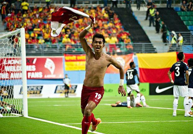 LionsXII hit Selangor with late Amri winner