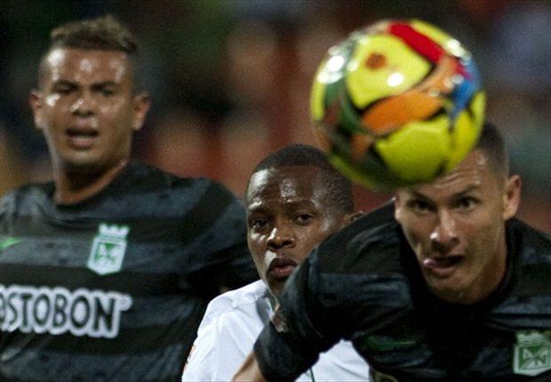 Deportivo Cali 0-3 Atlético Nacional: Catedra de contundencia en el Pascual