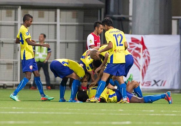 LionsXII out of FA Cup after shock home loss