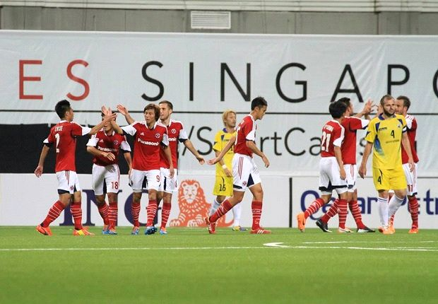 Nine-man Tampines crash out of ACL play-offs in extra time
