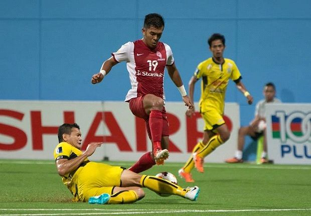 LionsXII frustrated at home in goal-less affair