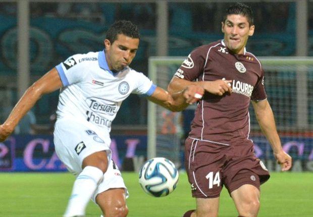 Belgrano y Lanús se repartieron puntos en Córdoba.