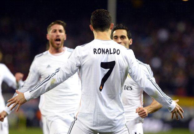 Atlético 0-2 Real Madrid: Cristiano Ronaldo enciende el Vicente Calderón