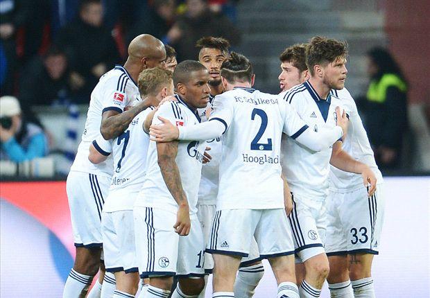 Bayer Leverkusen 1-2 Schalke: Huntelaar nets late winner