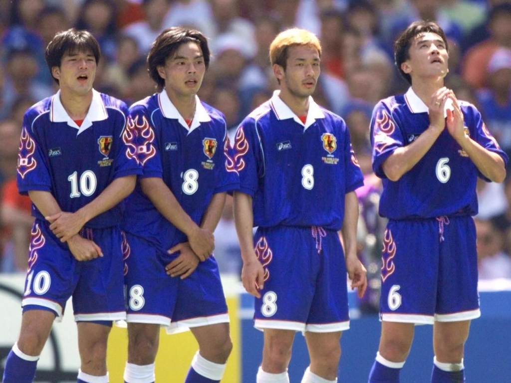From Holland 1974 to Japan 1998 - 10 classic World Cup kits - Japan ... eb0b387ac5adf