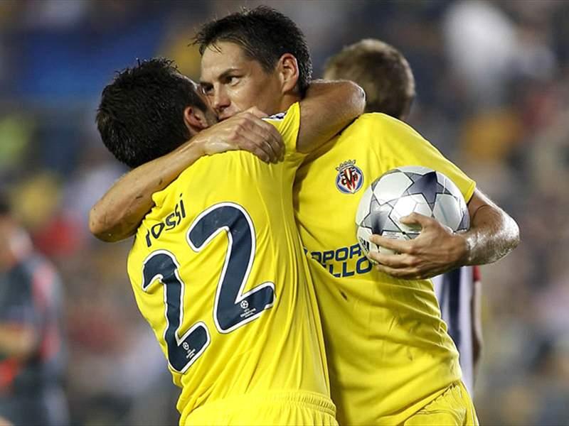Danish Despair As Villarreal Score Six | Goal.com