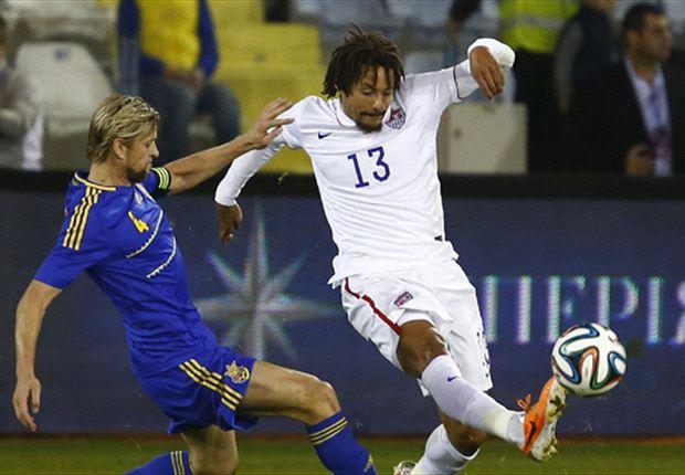 Ukraine 2-0 USA: Klinsmann's side takes a step back in friendly loss
