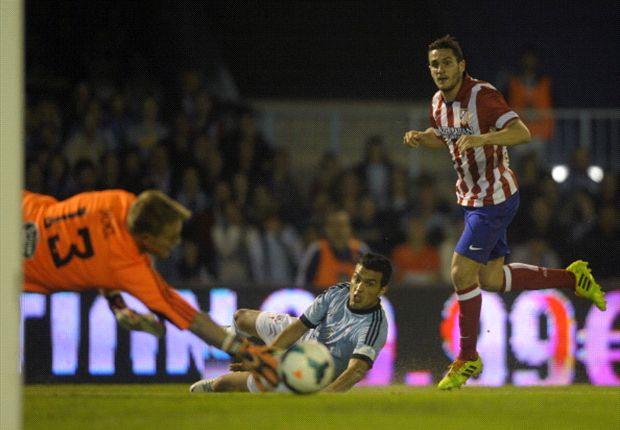 Celta 0-2 Atletico Madrid: Villa double sends Colchoneros top