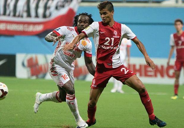 Safuwan grabs late winner for LionsXII against Perak