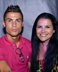 Cristiano Ronaldo Ahora Se Preocupa Por Su Hermana Katia Y Su Novia