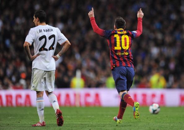 Rückblick: Messis Clasico-Tore