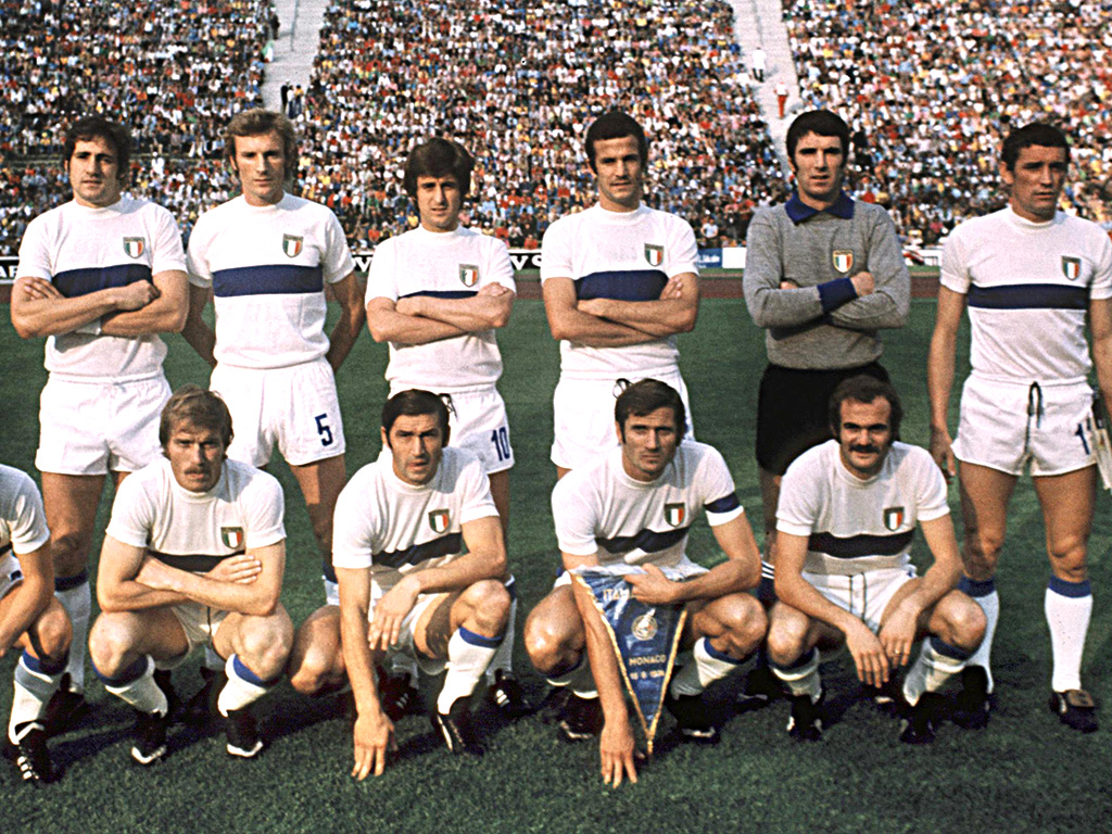 history of italy s world cup kits 1974 world cup goal com
