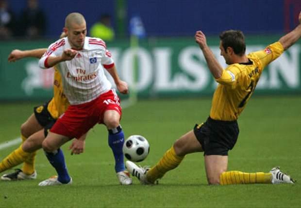 Spielbericht Bundesliga: Hamburger SV – Borussia Dortmund