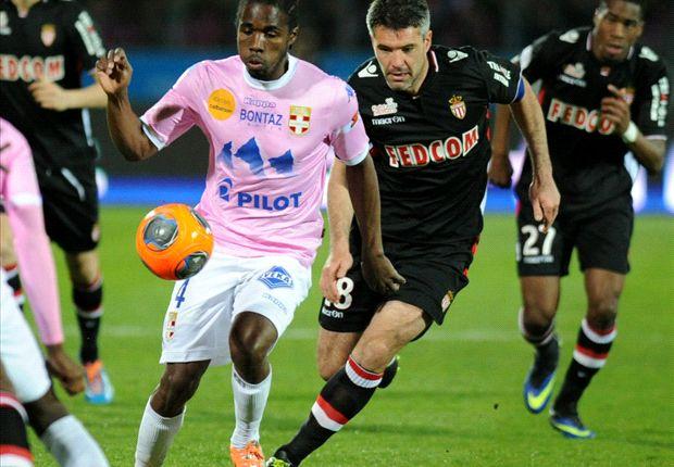 Evian 1-0 Monaco: Carvalho handball costs Ranieri's men