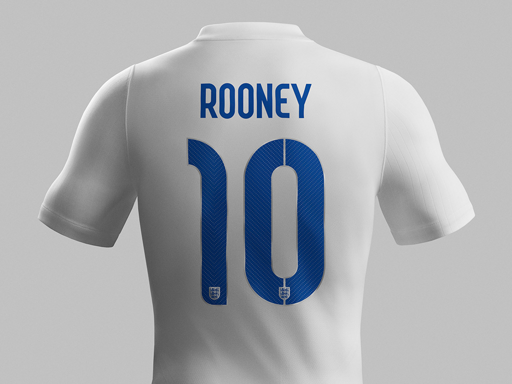 Rooney   Gerrard model England World Cup 2014 kits -  Flair and ... 60b9547d54c14