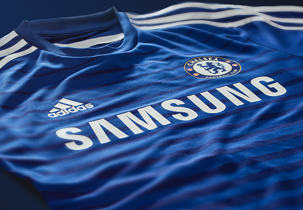 Chelsea unveil new 2014 15 home kit -  It s what you do in the shirt ... a06da88ee