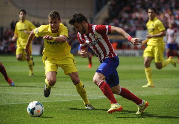 Atlético de Madrid 1-0 Villarreal: Final a final