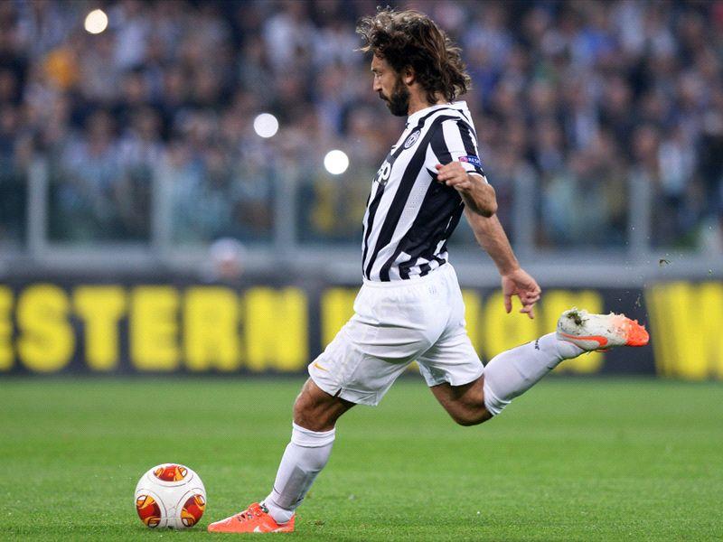 andrea pirlo reveals the secret behind his free kick brilliance