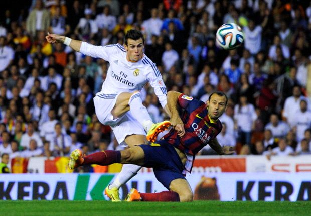 Barcelona 1-2 Real Madrid: Brilliant Bale breakaway heaps more misery on Martino's men