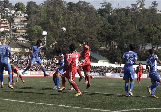 Rangdajied United 0-0 Shillong Lajong: Blues survive the drop