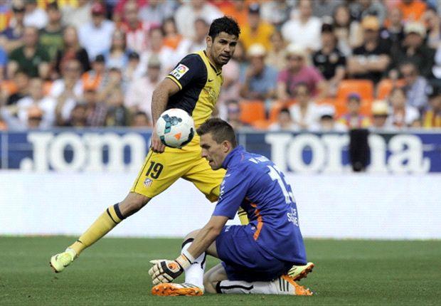 Valencia 0-1 Atlético: Un pasito más para el alirón